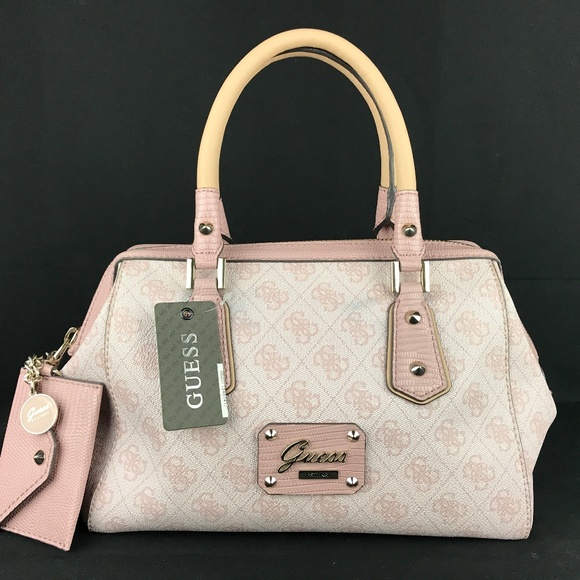 Guess Handbags - New GUESS Women s Bag Satchel Crossbody a47e2fd708a68